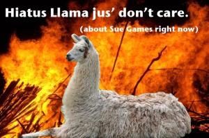 Hiatus Llamasuegames